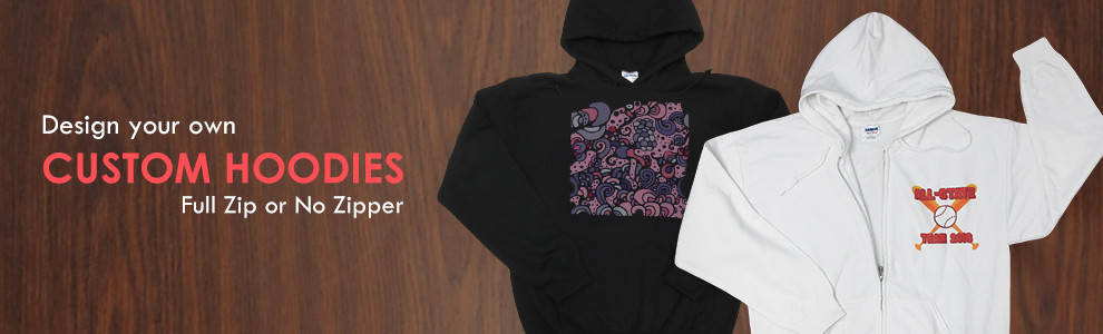 Personalised Hoodies with Your Photo