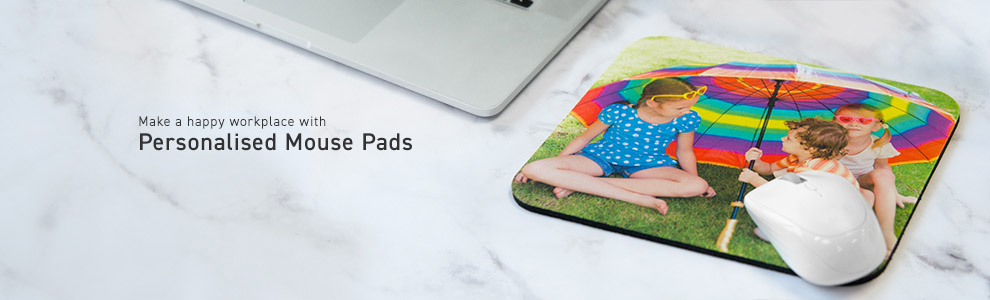 Personalised Photo Mouse Pads