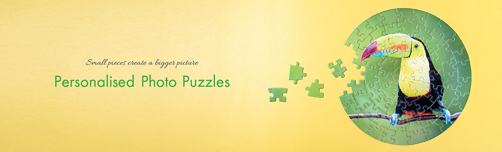 Personalised Round Puzzles