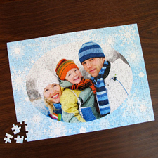 Personalised Snowflakes 12