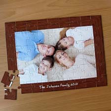 Personalised Natural Frame 12