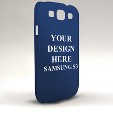 Personalised Design 3D Samsung Galaxy S3 Slim Case