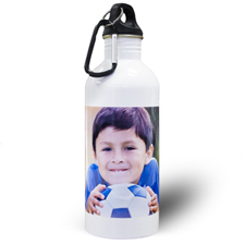 Personalised Photo Gallery Water Bottle