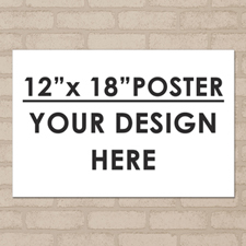 Photo Poster Print Single Image 12