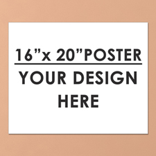 Photo Poster Print Single Image 16