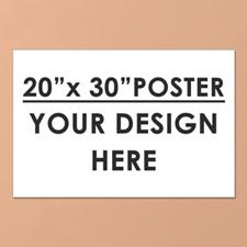 Large Single Photo Poster Print 20