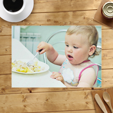 Personalised Kids Dinner Fun Placemats