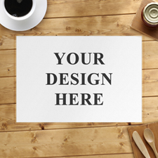 Personalised Custom Imprint Design Placemats