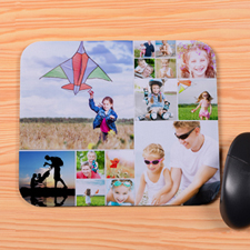 Personalised 14 Collage Mouse Pad