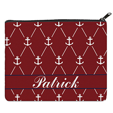 Print Your Own Red White Anchor Bag 8