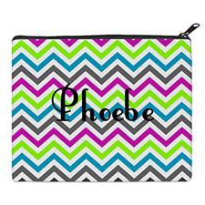 Print Your Own Colourful Chevron Pattern Bag 8