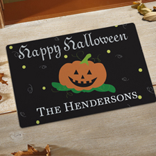 Create Your Own Pumpkin Memories Door Mat