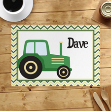 Personalised Car Placemats