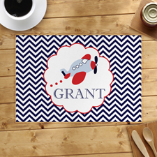Personalised Plain Placemats