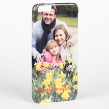 Personalised Printed Photo Gallery, iPhone 6+ Case Cover