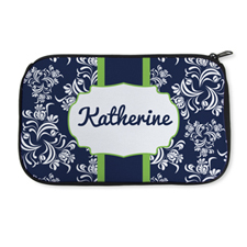 Personalised Neoprene Vintage Cosmetic Bag 6