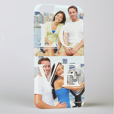 Love Collage Photo Personalised iPhone 6 + Case