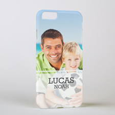 Simple Personalised Photo iPhone 6 Case