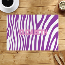 Lavender Skin Personalised Placemat