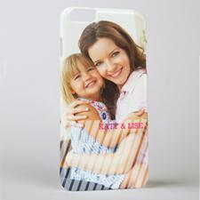 Simple Stripe Personalised iPhone 6+ Case
