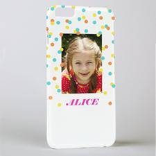 Sunshine Dots Personalised Phone Case, iPhone 6+