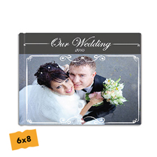 Create Your Hardcover Wedding Photo Book 6