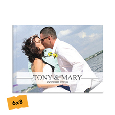 Create Your Softcover Wedding Photo Book 6