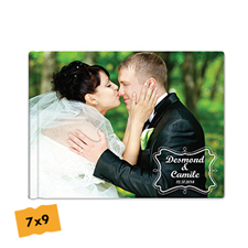 Create Your Hardcover Wedding Photo Book 7