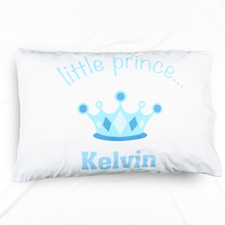Little Prince Personalised Name Pillowcase