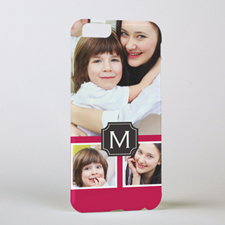 Monogrammed Personalised Photo iPhone 6 Case