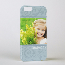 Damask Personalised Photo iPhone 6 Case