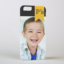 Signature Personalised Photo iPhone 6 Case