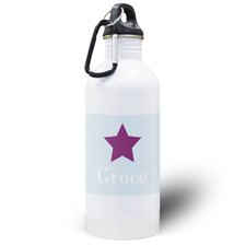 My Little Star Personalised Kids Water Bottle