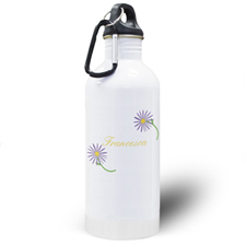Daisy Personalised Water Bottle