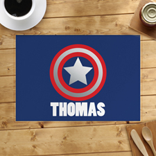 Star Personalised Placemat