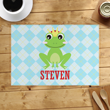 Frog Personalised Placemat