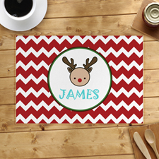 Deer Personalised Placemat