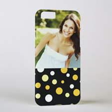 Shinning Dot Personalised Photo iPhone 6 Case
