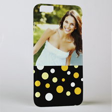 Shinning Dot Personalised Photo iPhone 6+ Phone Case