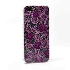 Floral Custom Raised 3D iPhone 5 Case
