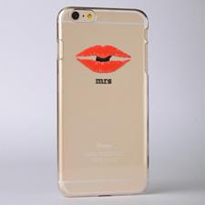 Kiss Custom Raised 3D iPhone 5 Case