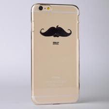 Mustache Custom Raised 3D iPhone 5 Case