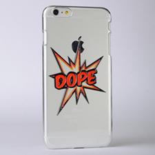 Custom Imprint Raised 3D iPhone 6 Case