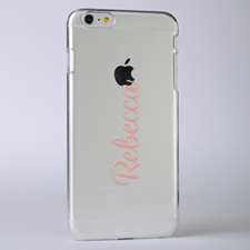 You Name It Raised 3D iPhone 5 Case