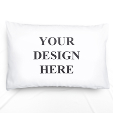 Custom Design Pillowcase (One Side)