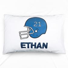 Football Personalised Pillowcase