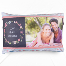 Love Personalised Photo Pillowcase