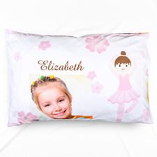 Dance Personalised Photo Pillowcase