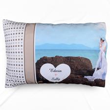 Wedding Personalised Photo Pillowcase