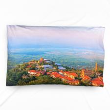 Full Colour Imprint Custom Pillowcase